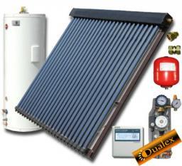 Вакуумный солнечный коллектор Dualex