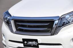 Решетка радиатора JAOS на Toyota Prado 150