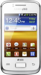 Телефон Samsung S6102 Galaxy Y Duos White
