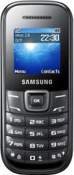 Телефон Samsung E1200 Black