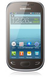 Телефон Samsung S5292 Rex 90 Brown