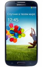 Телефон Samsung I9500 Galaxy S 4 16Gb Black