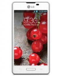 Телефон LG E450 Optimus L5 II White