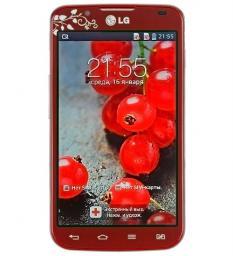 Телефон LG P715 Optimus L7 II Red Dual