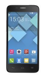 Телефон Alcatel OT 6012X Silver