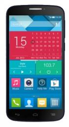Телефон Alcatel OT 7041D POP C7 Bluish Black