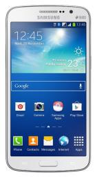 Телефон Samsung G7102 Galaxy Grand 2 White