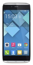 Телефон Alcatel OT 6032X Idol Alpha Soft Gold