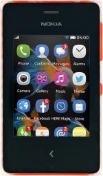 Телефон Nokia 503 Asha Dual Red