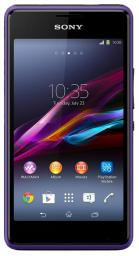 Телефон Sony D2105 Xperia E1 Dual Purple