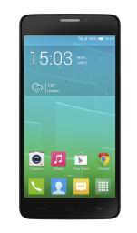 Телефон Alcatel OT 6043D Idol X+ Black