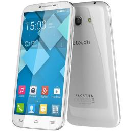 Телефон Alcatel OT 7047D POP C9 White