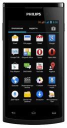 Телефон Philips S308 Black