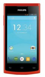 Телефон Philips S308 Red