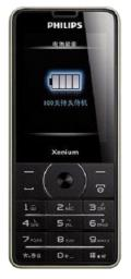 Телефон Philips X1560 Xenium Black