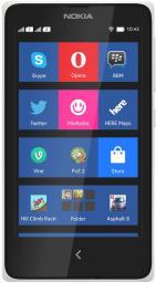 Телефон Nokia XL Dual Sim White