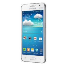 Телефон Samsung G355H Galaxy Core 2 Duos White