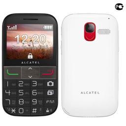 Телефон Alcatel 2001X One Touch White