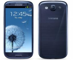 Телефон Samsung I9300 Galaxy S III 16Gb Duos Metallic Blue