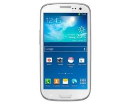 Телефон Samsung I9300 Galaxy S III 16Gb Duos Ceramic White