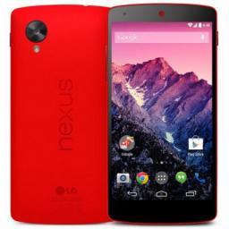 Телефон LG D821 Nexus 5 16Gb Red