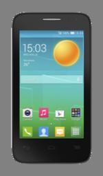 Телефон Alcatel OT 4035D POP D3 Fashion Blue