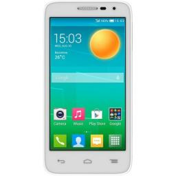 Телефон Alcatel OT 5038D POP D5 Full White