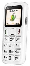 Телефон Fly Ezzy 5 White