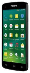 Телефон Philips I908 Xenium Black