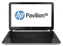 "Ноутбук HP Pavilion 15-n205sr 15.6"" AMD A4 5000M(1.5Ghz)/4096Mb/500Gb/AMD Radeon HD 8670M (1024 Mb)/W8.1/mineral black"