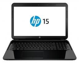 "Ноутбук HP 15 15-d000sr 15.6"" 1366x768, AMD E1-2100 1GHz/4Gb/500Gb/AMD HD8570 1Gb/DOS"