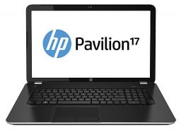 "Ноутбук HP Pavilion 17 17-e158sr 17.3"" Intel Core i3-3110M/4Gb/500Gb/Win 8/black"