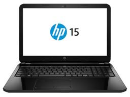 "Ноутбук HP 15-g001sr 15,6""/AMD E1-2100/2GB/500GB/Intel GMA HD/W8/Black Licorice"