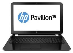 """Ноутбук HP Pavilion 15-n251sr 15.6""""/Celeron 1007U/4GB/500GB/Intel HD/W8/Ano Silver + Sparkling Black"""