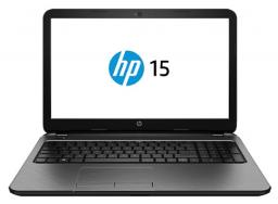 "Ноутбук HP 15-r098sr 15.6""/Intel Celeron N2830(2.16Ghz)/2048Mb/500Gb/Intel HD/W8.1/charcoal grey"