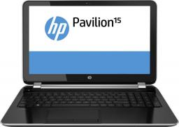 "Ноутбук HP Pavilion 15-p056sr 15.6""/Intel Core i5 4210U(1.7Ghz)/6144Mb/750Gb/nVidia GeForce 840M(2048Mb)/W8.1/natural silver"