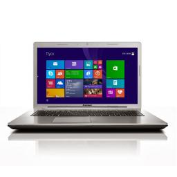 "Ноутбук Lenovo IdeaPad Z710 17.3""/Intel Core i3 4000M(2.4Ghz)/4Gb/500+8SSDGb/W8/Black"