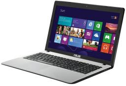 "Ноутбук ASUS X552EP-SX131H 15.6""/AMD A4 5100(1.55Ghz)/4096Mb/500Gb/AMD Radeon HD8670M(1024Mb)/W8/Grey"
