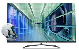 "Телевизор LED Philips 42"" 42PFL7008S Black"
