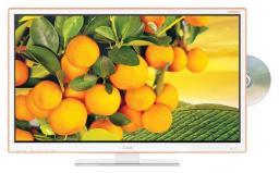 """Телевизор LED BBK 29"""" 29LED6094T2C White Orange"""