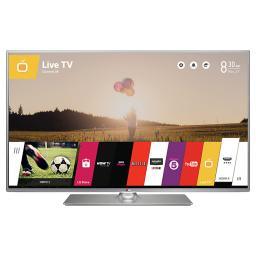 "Телевизор LED LG 32"" 32LB650V Silver"