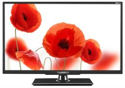 "Телевизор LED Telefunken 28"" TF-LED28S22 Black"