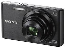 Фотоаппарат Sony Cyber-shot DSC-W830 Black