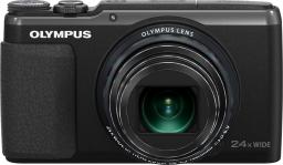 Фотоаппарат Olympus SH-50 black