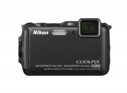 Фотоаппарат Nikon Coolpix AW120 Black