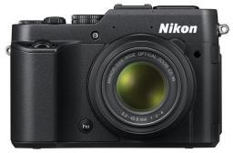 Фотоаппарат Nikon Coolpix P7800 Black