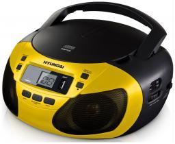 Аудиомагнитола Hyundai H-1447 Yellow