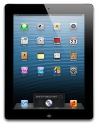 Планшетный компьютер Apple iPad4 16Gb/WiFi/Black (MD510RS/A)