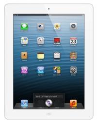 Планшетный компьютер Apple iPad4 16Gb/WiFi/White (MD513RS/A)