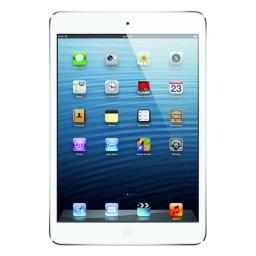 Планшетный компьютер Apple iPad mini 16Gb Wi-Fi + Cellular White Silver (MD543RS/A)